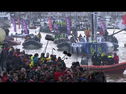 Vendée Globe 2012: Résumé de la douzième semaine de course