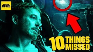 Avengers: Endgame - Trailer Easter Eggs & Things Missed