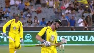 India vs Australia, 3rd ODI: Australia won by 3 wickets and clinched the ODI series with 3-0