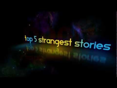Strangest Stories of 2012 part 1 - Doom Business radio show