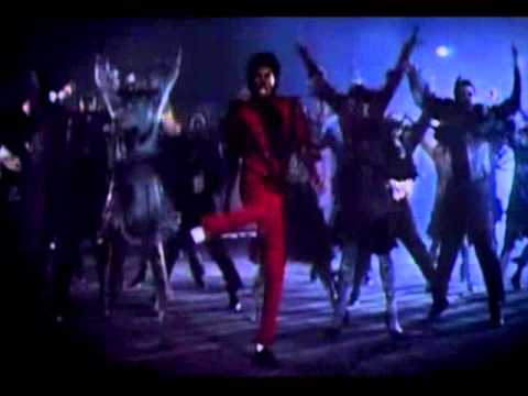 Michael Jackson - Thriller (Album Version + HQ Audio)