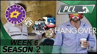 The Hangover | PCL S2W6 vs Los Angeles Nidokings/CrobatFTW