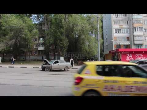 Серьезное ДТП на улице Азина