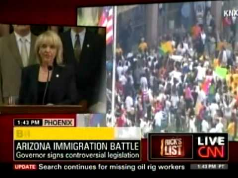 Gov. Jan Brewer (R-AZ) doesn't know what an