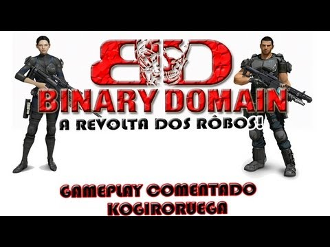 Binary Domain - A revolta dos Rbos