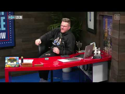 The Pat McAfee Show  Tuesday, January 21st