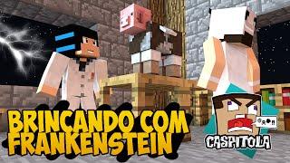 Minecraft: Caspitola 2 #14 - Criamos um Frankenstein
