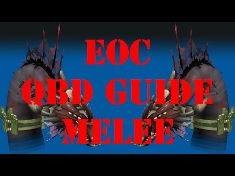 6M+/Hr EOC QBD Guide with Melee 2014