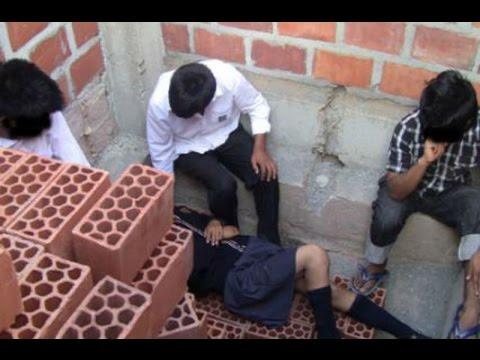Escolares ebrias fueron intervenidos por la policía en Huancayo y Huaraz