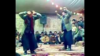 رقص بابا کرم قهدریجان