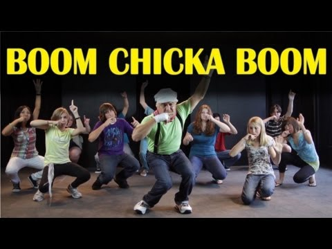 Boom Chicka Boom - The Learning Station video