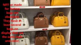 What are you buying at outlet stores?