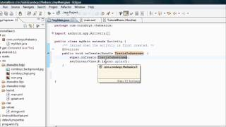 Android Tutorial & Lessons 6_ Getting Familiar with Java (intro)