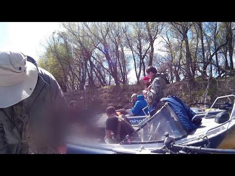 рыбалка в дельте волги в апреле видео