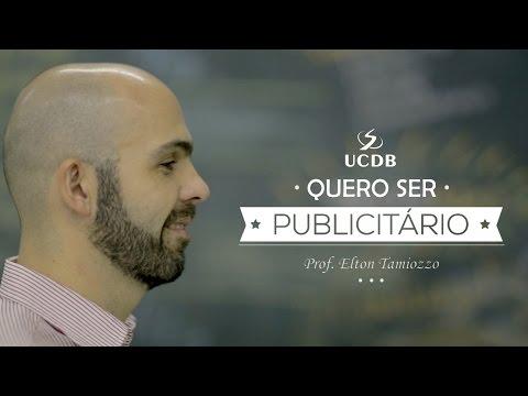 Quero ser Publicitário - Publicidade e Propaganda UCDB