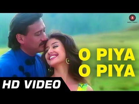 O Piya O Piya | Agni Sakshi [1996] | Manisha Koirala, Jackie Shroff | Bollywood Superhit Movie