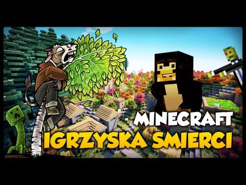 Minecraft - CREEPERY WTF?! - Igrzyska Smierci (Survival Games)