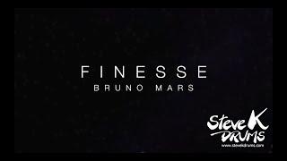 Download Lagu Bruno Mars - Finesse (Drum Cover) Gratis STAFABAND