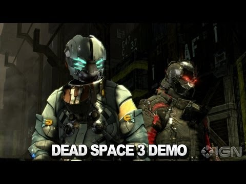 Dead Space 3 Cliffs of Volantis Demo