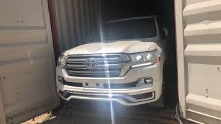 NEW 2018 TOYOTA LAND CRUISER GXR V6 Full Option Engine Gasoline | Redline Review-Car Shoping