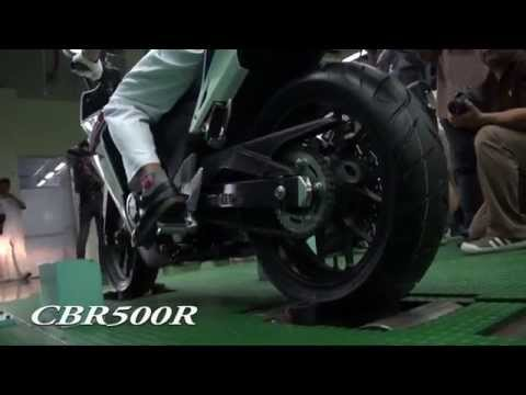 2013 Honda CBR500R Video at Factory Ceremony - Honda of Chattanooga