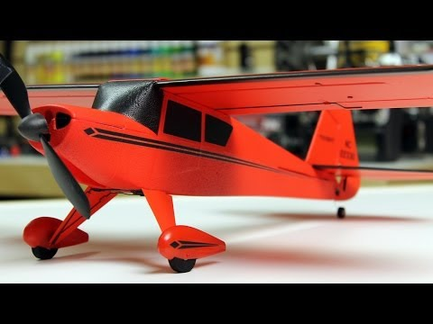 Ares RC Taylorcraft 130 RTF Review - Part 1, Intro and Flight