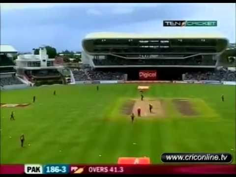 Pakistan vs West Indies 4rth ODI 2011 Mohammad Hafeez 121