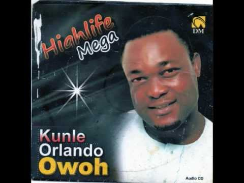 KUNLE ORLANDO OWOH   -  Highlife Mega 1