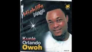 KUNLE ORLANDO OWOH   -  Highlife Mega 1