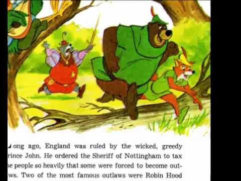 Robin Hood - Disney Story video