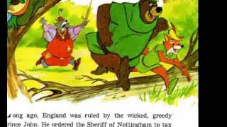 Robin Hood - Disney Story