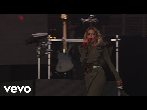 Rita Ora - R.i.p - Live At Oxegen Festival 2013 video