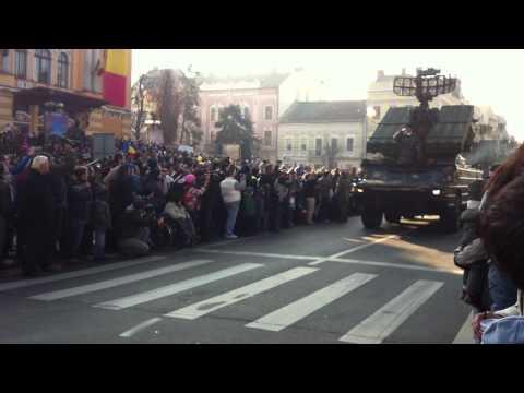Parada militara 1 Decembrie 2013 Cluj
