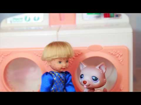 Frozen Toby Chicken Pox Alltoycollector Part 3 Lps Disney Princess Anna Barbie Littest Pet Shop video