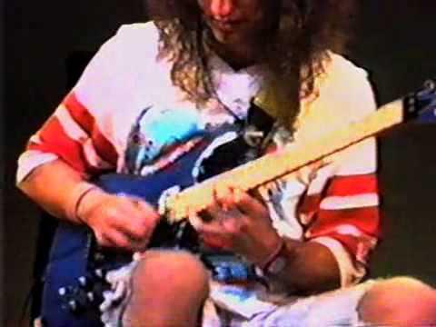 Jason Becker - Serrana Live