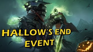 Hearthstone - Hallow's End Patch, Free Packs, Dual Class Arenas + More