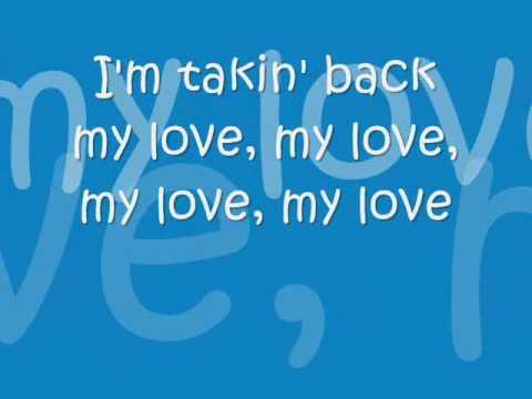 Enrique Iglesias - Taken back my love