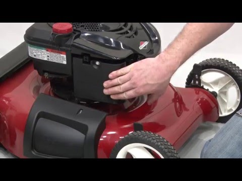 Briggs & Stratton - Tune Up Your Push Lawn Mower Engine