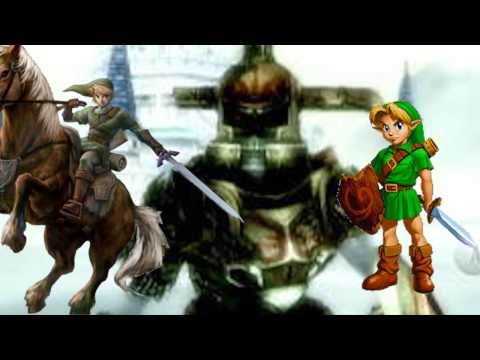 The Legend of Zelda, Split Timeline Theory (HD) Video