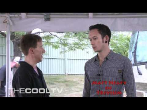 Matt Heafy of Trivium Speaks With THECOOLTV