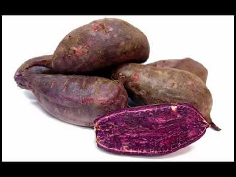 Health Benefits of Purple Sweet Potato