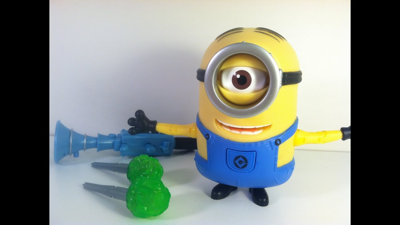 Minion Carl Stuart Despicable me 2 Stuart Minion
