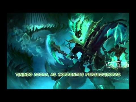 Tela de Login Especial - Thresh, o Guardião das Correntes [Legendado - PT-BR]