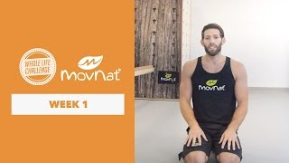 MovNat Follow Along Mobility Practice: Week 1