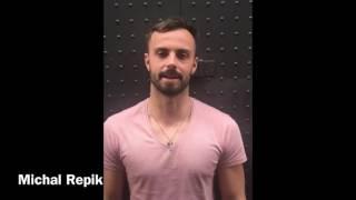 Welcome Michal Repik