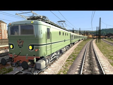 LET´S PLAY Train Simulator 2013 | Folge 59 | NS 1122 Rob spielt
