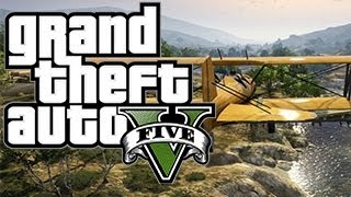 GTA 5 - Official map confirmed!?