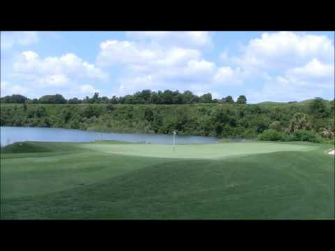 Black Diamond Ranch   Quarry course II