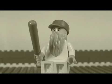 LEGO Cricket - The Ashes