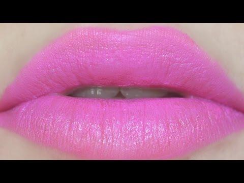 BEAUTIFUL MATTE LIPPIES! Butter London Lippy Moisture Matte Lipsticks